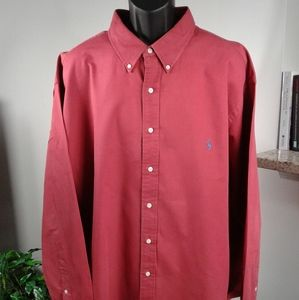 Polo Oxford Mens shirt